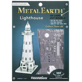 Lighthouse Metal Earth 3D Model Kit